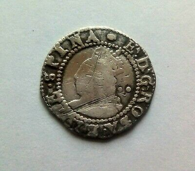 Metal Detecting Find. Silver Coin..