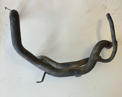 Land Rover Discovery 2 TD5, Lower Metal Coolant Pipes. PFV100120