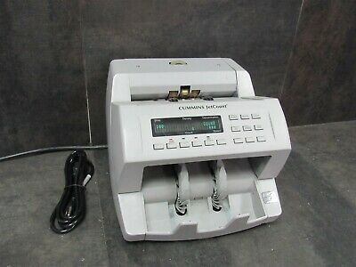 Cummins Allision JetCount 4022 Currency Note Bill Cash Counter 402-9902-00