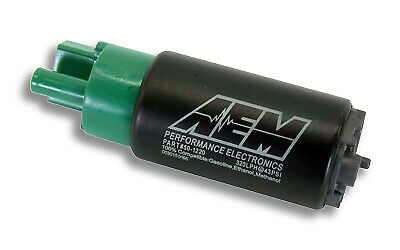 50 1220 Aem Electronics E85 Hi Flow Fuel Pump