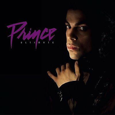 Ultimate - Prince 2 CD Set Greatest Hits Sealed ! New !