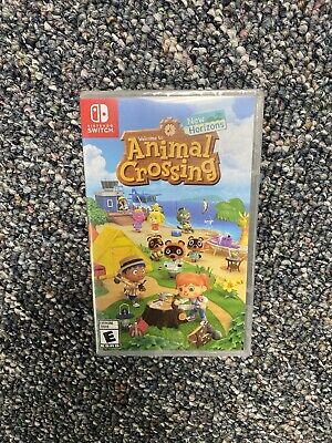 New! Sealed! Nintendo Switch Game - Animal Crossing New Horizons - ACNH