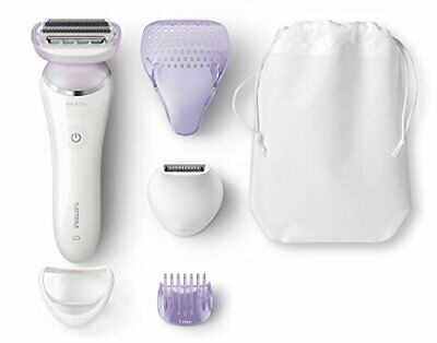 Philips SatinShave Prestige Wet and Dry Rechargeable Lady Shaver, Cordless