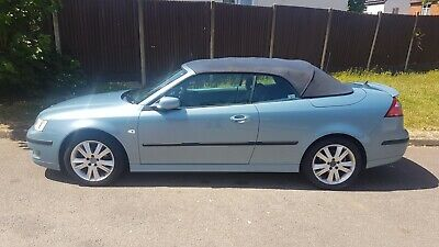 saab 9-3 convertible automatic 2007