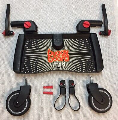 Lascal Buggy Board Maxi - With Uncut Connectors