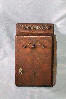 Very Old Bell Top Box -1878