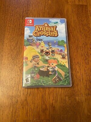 Animal Crossing: New Horizons (Nintendo Switch) Video Game Tested With Case!!
