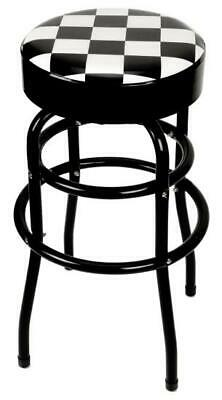 W85023 Bar Stool Checkered