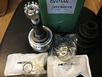 Shaftec CV475AN CV Joint Vauxhall Vectra B with ABS 5054259090645