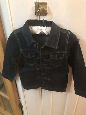 Gap Girls Denim Jacket Age 4