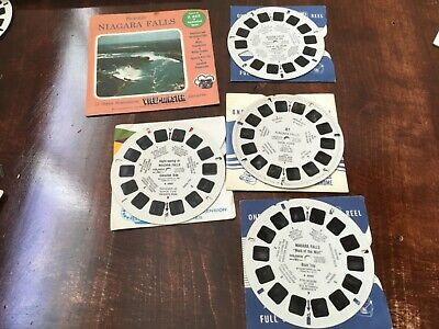 Sawyers viewmaster scenic Niagara Falls lot
