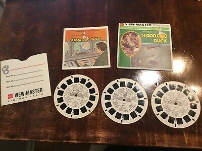 Gaf View Master Disney 1,000,000 Duck, 1971 , B 506