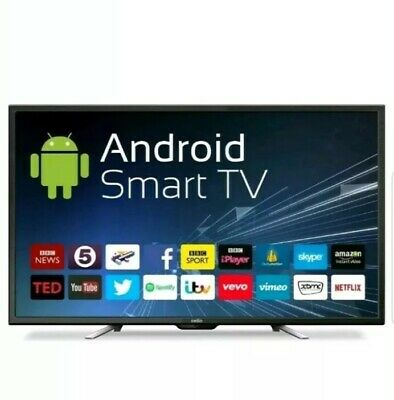 Cello C50ANSMT Ver3 50 Inch Android  SMART Full HD LED TV Freeview HD