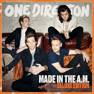 |2847931| One Direction - Made In The A.M. (Deluxe Edition) [CD] New