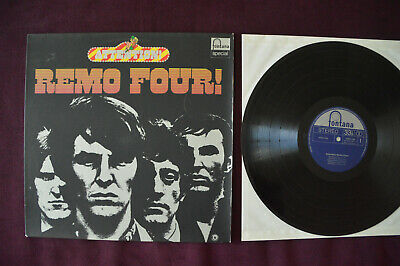 The Remo Four – Attention! Remo Four! * LP * MOD * BEAT *