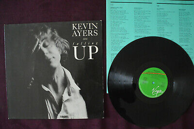 Kevin Ayers – Falling Up * LP * von 1988