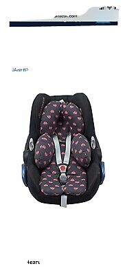 Infant Carseat Insert Head And Body Support