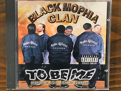 Black Mophia Clan To Be Me Rare Louisiana Rap