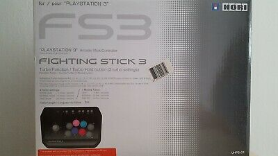 Playstation 3 - HORI - Fighting Stick 3 - in excellent condition