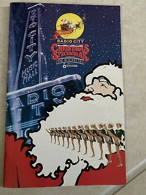 Radio City Christmas Spectacular Staring The Rockettes