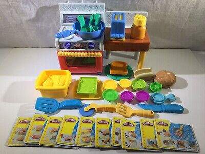 Play Doh Kitchen Playset With Recipes