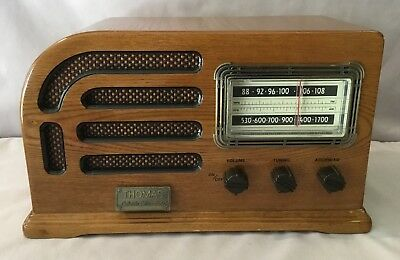 Thomas Collector's Edition Wooden Radio and Cassette Player - Model 4127