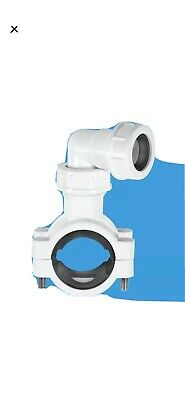 McAlpine Waste Pipe Clamp /& Universal Overflow