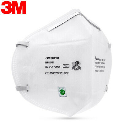 5/10PCS 3M 9010CN N95 Protective Disposable Face Mask Cover KN95 NIOSH Approved
