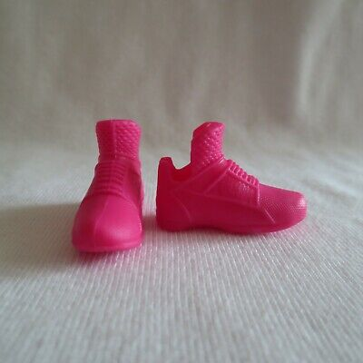 MADE TO MOVE HOT PINK tennis shoes for Barbie