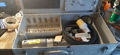 Novopress Efp2 110V Comes With Carry Case Good Working Order  Our Ref Np5