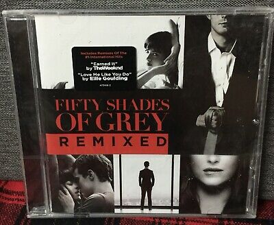 Fifty shades of Grey Remixed CD Nuovo 50 Sfumature di Grigio Colonna Sonora N