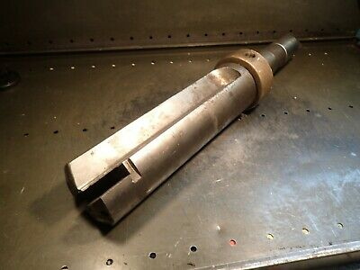 Coolant Thru Spade Drill Tool Holder for AMEC Series H Inserts Morse Taper 6 6MT