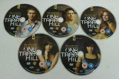 One Tree Hill - Series 5 - Complete  - DISCS ONLY