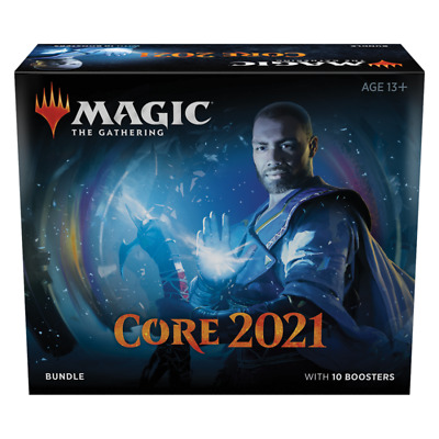 Bundle Magic Core Set 2021 (English)