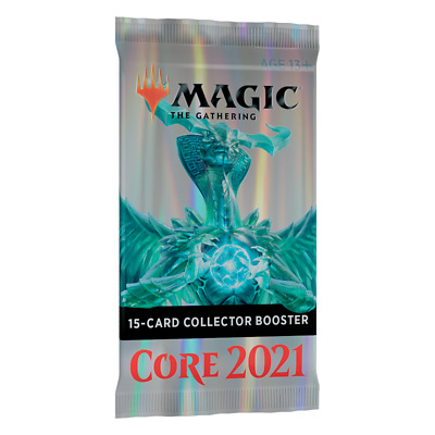 Magic Collector Booster, Core Set 2021 (English)