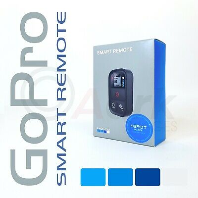 GoPro Smart Remote ARMTE-002 HERO 5 6 7 8 - WiFi Control, USB Cable, Wrist Strap