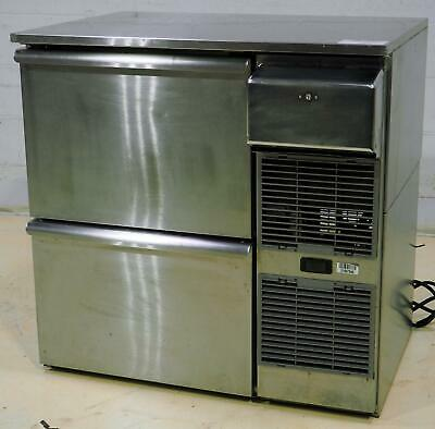 Glastender BB36R-SS(D) SS Two Drawer Bar Cooler Refrigerator