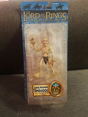 Lord of the Rings Two Towers Series III 6 Figure Super Poseable Frodo