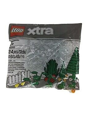 Lego City 40310 New in Package !! Xtra Botanical accessories kit