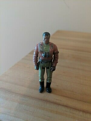 M.A.S.K 1987 Hondo MacLean SEA ATTACK figure mask Kenner