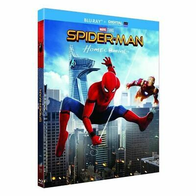 Spider-Man Homecoming (Blu-ray + Digital UltraViolet, 2017)