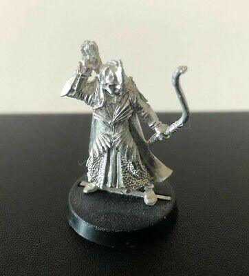 P787 LOTR Lord of the Rings Hobbit Orc Tracker RARE Metal Miniature
