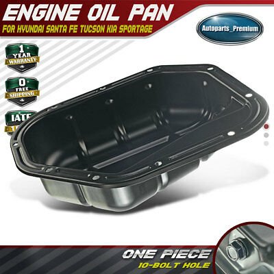Lower Engine Oil Pan Sump for Toyota Sequoia Tundra 2007 2008 2009 V8 285 4.7L