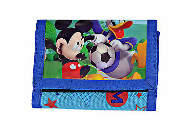 Donald Duck And Mickey Mouse - Wallet Child - Purse original Disney
