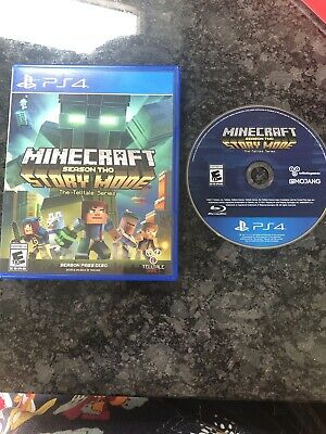 Minecraft Story Mode Season Pass Disc Xbox 360 7 99 Picclick Uk
