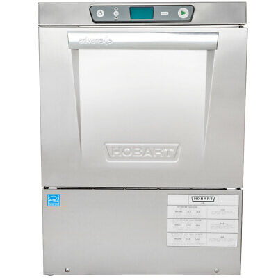 Hobart LXeR-2 Advansys Undercounter Dishwasher with Energy Recovery