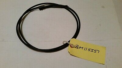 John Deere Original Equipment Push Pull Cable #AM105286