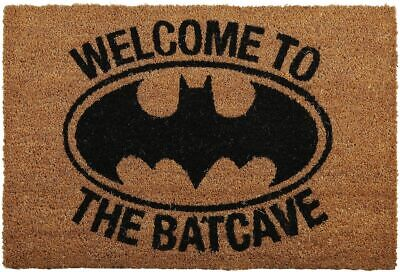 Batman Welcome to the Batcave Unisex Zerbino multicolore, vedi descrizione,