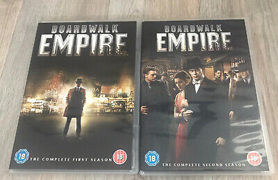 Boardwalk Empire Season 1 & 2 DVD BOXSET SERIES TV SHOW
