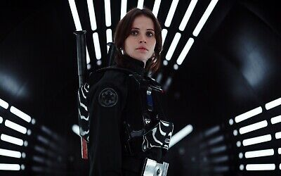 """DISNEY STAR WARS: ROGUE ONE SIZE: 11""""x17"""" MOVIE POSTER COLLECTORS PRINT"""